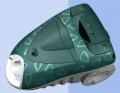 TRINO 2000 W/430 W podlahový vysavač ETA
