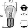 P21/5W 24V žárovka, brzdové / koncové světla, výrobce HELLA