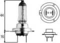 H7 55W 12V žárovka, mlhovka, výrobce HELLA
