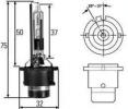 D2R 35W 12/24 V žárovka, hlavní světlomet, výrobce HELLA