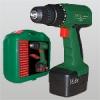 ABS-14,4 E BMC aku vrtačka/šroubovák v kufru s příslušenstvím DWT
