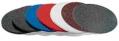 Pady červené - středně jemné, průměr 432 mm, NILFISK