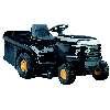 EL.20H107 RB travní traktor Elektrolux