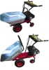 MINI DUMP motorová kolečka