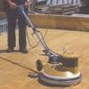 STR 702 Víceúčelový rotační stroj (bruska, hladička, čistící stroj)
