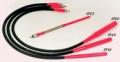 vibrační hlavice RABBIT, délka 3 m, průměr 38 mm TECHNOFLEX