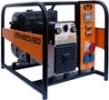 WELDVED DC220 profesionální elektrocentrála se svářecím invertorem MEDVED