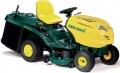 HN 5180 K Deluxe - travní traktor se zadním výhozem