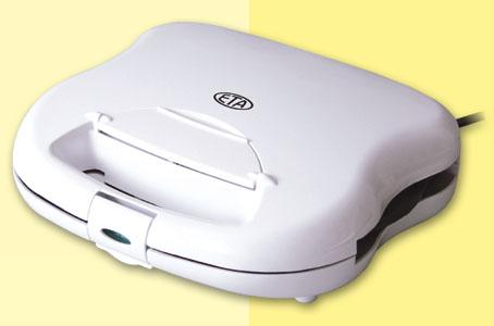 sendvičovač  3 v 1 (sendvičovač, kontaktní gril, vaflovač) ETA