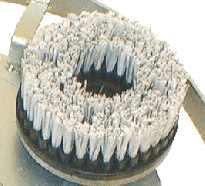 kartáč náhradní perlon/drát (pro agregát )