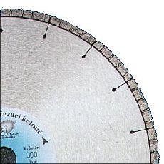 GRANIT 300, řezací diamantový kotouč
