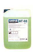 AT 48 - univerzální čistící prostředek pro mycí automaty WETROK, i k ručnímu čištění