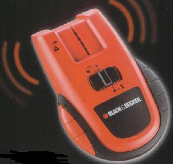 BDS300 Detektor Black and Decker