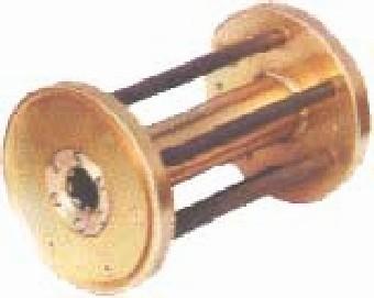 rotor šestiosý náhradní bez osazení s hřídelemi