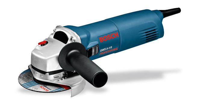 GWS 8-115 Professional - úhlová bruska