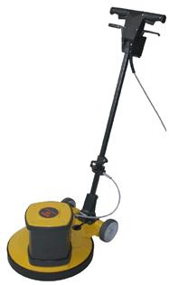 ES 51 víceúčelový rotační stroj (bruska, čisící a úklidový stroj)