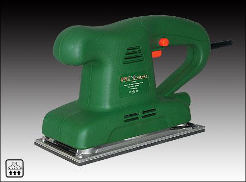 ESS-280 E, Vibrační bruska 280 W DWT