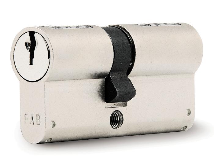 2402BDN/29+35 4KL. bezpečnostní cylindrická vložka FAB DYNAMIC, oboustranná
