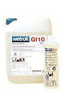 GI 10 - čistící prostředek pro mycí automaty WETROK