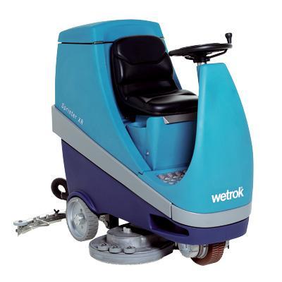 Sprinter XR 70 Twin Turbo SET sedadlový mycí stroj WETROK
