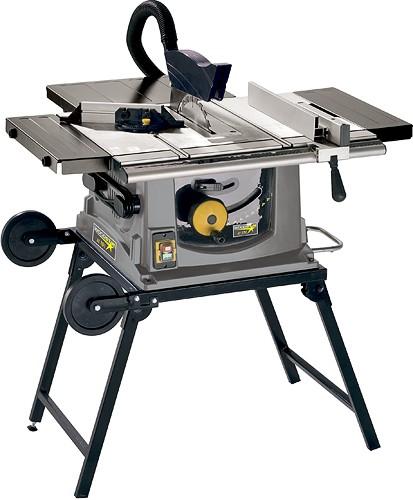 ST 10L Mobilní stolová pila WOODSTER s laserem
