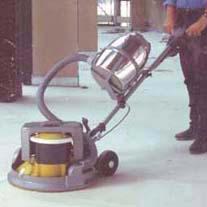 STR 701 Víceúčelový rotační stroj  (bruska, čistící stroj)