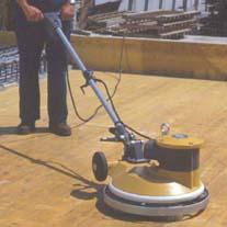 STR 702 VF* Víceúčelový rotační stroj (bruska, hladička, čistící stroj)